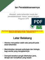 2. Abortus & Tatalaksananya