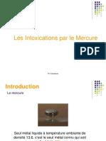Into Xi Cations Par Le Mercure