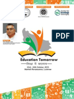 Brochure- Education Tomorrow.