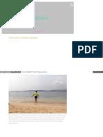 Potipot Island Zambales Philippines - tropical island travel guide