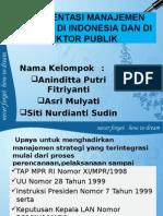 implementasi manajemen strategi di indonesia dan sektor publik.ppt