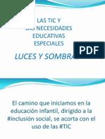 LUCES Y SOMBRAS DE LAS TIC EN LA EDUCACIÓN INFANTIL 0-3