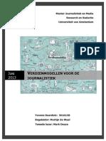 20130628 Verdienmodellen Voor de Journalistiek Y. Roerdink 5616158