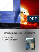 Class 2 Manmade Disasters