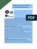 Jenis-jenis Baterai Kancing (Button Cell) dan Cara Membaca Kodenya.doc