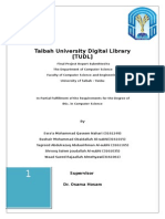 Taibah University Digital Library [TUDL]