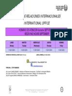 HORARIO+DATOS CONTACTO WEB_septiembre14