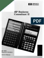 HP 19BII