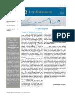 Trade Report May 09