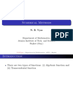 Dr. Nirav Vyas numerical method 1.pdf