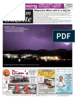 Platinum Gazette 09 October 2015
