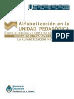 Documento Transversal 1 - La Alfabetización Inicial