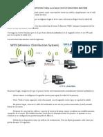 Ampliar Señal Wifi Por La Casa Con Un 2do Router