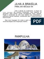 Pampulha a Brasília