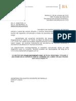 Suspensiòn Prueba SAD y Secretarios de Jefatura en Asuntos Docentes
