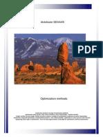 Abdelkader BENHARI Optimisation Notes.pdf