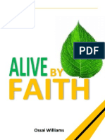 Alive by Faith