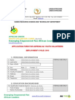 2015 AU-YVC ApplicationForm en f