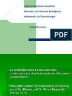 Gnatostomiasis[1]