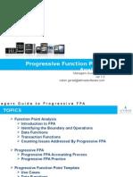 Progressive Function Point Analysis