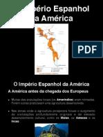 O Império Espanhol