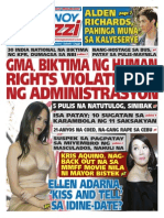 Pinoy Parazzi Vol 8 Issue 123 October 09 - 11, 2015