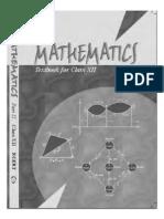 NCERT Class 12 Mathematics Part 2 (1)