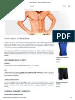 Sport e Caldo_ Le Precauzioni _ Domyos