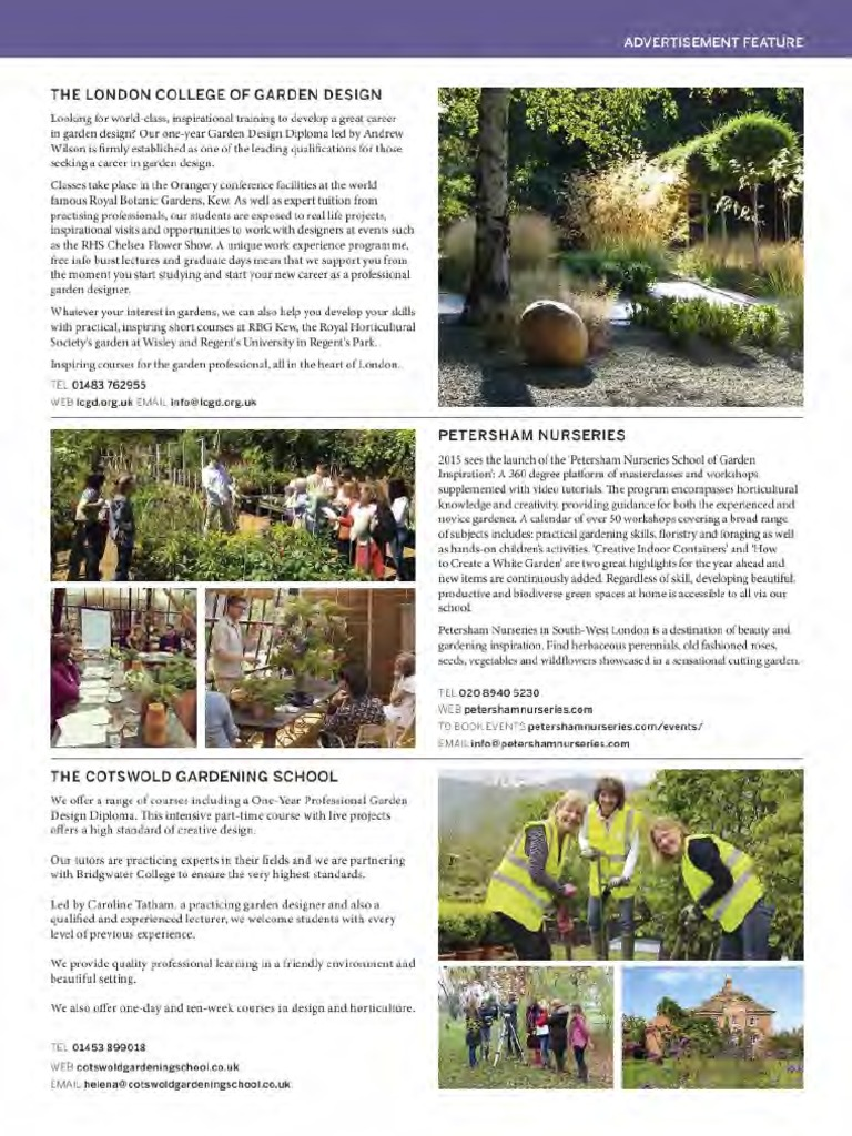 Gardensillustrated Plants Outdoor Recreation