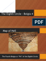 The Eight Circle – Bolgia 4