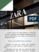 Técnicas de Merchandising_Zara