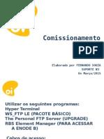 Comissionamento Rbs6000 Lte_fernando Souza