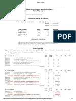Economia - Grade Curricular USP