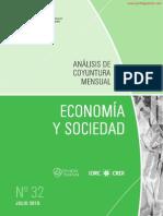ECONOMIA Y SOCIEDAD - N 32 - JULIO 2015 - PARAGUAY - PORTALGUARANI.pdf