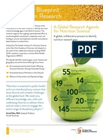 A Global Research Agenda for Nutrition Science (PDF) Brief