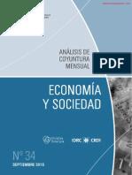 ECONOMIA Y SOCIEDAD - N 34 - SETIEMBRE 2015 - PARAGUAY - PORTALGUARANI