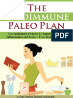 The Autoimmune Paleo Plan 1