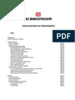 Enciclopedia de Los Presidentes - Tomo II