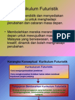 Kurikulum Futuristik
