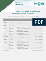 Inversis Banco Conferencias Jornadas CFDs