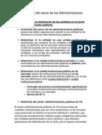 Administraciones Publicas Resumen