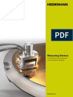 Measuring Devices for Machine Tool Inspection and Acceptance Testing-Heidendhain