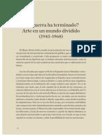 Jesus Carrillo, La Guerra Ha Terminado