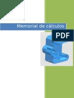 Memorial de Calculos Matriz