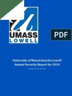 Annual Security Report 2014 Tcm18 204059