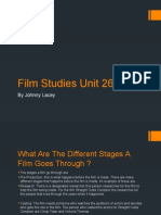 film studies unit 26 task 1