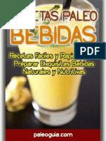 Recetas Paleo Bebidas Recetas - Nicol Pardo