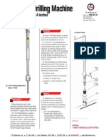 T101 Drilling Machine Brochure