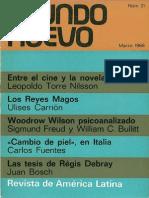 Mundo Nuevo 21 Mar 1968
