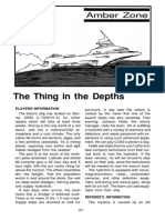 The Thing in the Depths JTAS 22